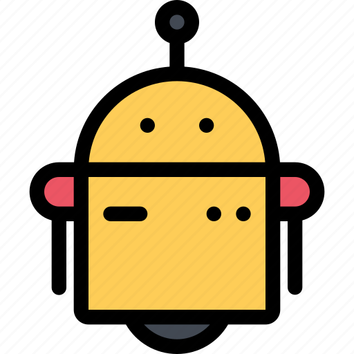 Astronaut, future, planet, robot, science, space icon - Download on Iconfinder