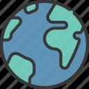 earth, astronomy, planet, world, globe