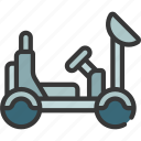 moon, buggy, landing, vehicle, research