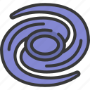 nebula, astronomy, spiral, swirl, galaxy