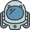 space, helmet, astronomy, astronaut, equipment