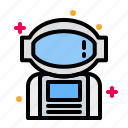 astronaut, astrounot, moon, space, suit
