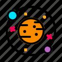 galaxy, rotation, scientist, space