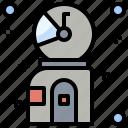 astronomy, cosmonaut, earth, planet, satellite, space, universe icon