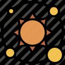 astronomy, galaxy, satellite, solar, stars, system, universe icon