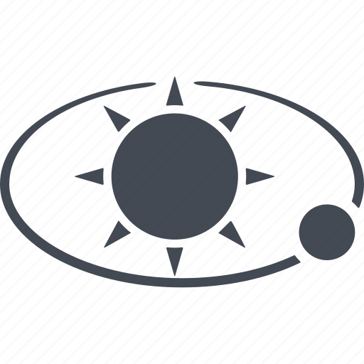 astronomy, macrocosm, orbit, outer space, solar system, the world, universe icon