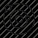 app, astronomy, galaxy, mobile, orbit, website icon