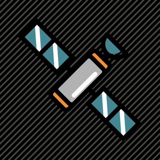 data wave, reciever, satellite, satellite002, source, transmitter icon