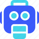 25px, iconspace, robot