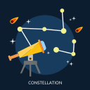 astrology, astronomy, constellation, space, star, universe, zodiac