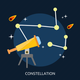astrology, astronomy, constellation, space, star, universe, zodiac icon