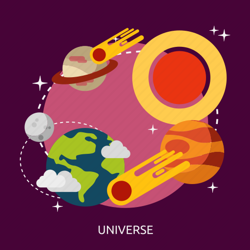 astrology, astronomy, solar, space, technology, universe icon