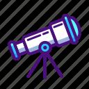 astronomy, planet, space, telescope
