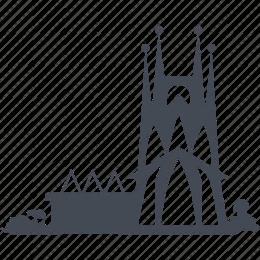 building, iberia, mediterranean, spain, spanish architecture, the country, tourism icon