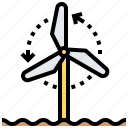 energy, power, renewable, turbine, windmill