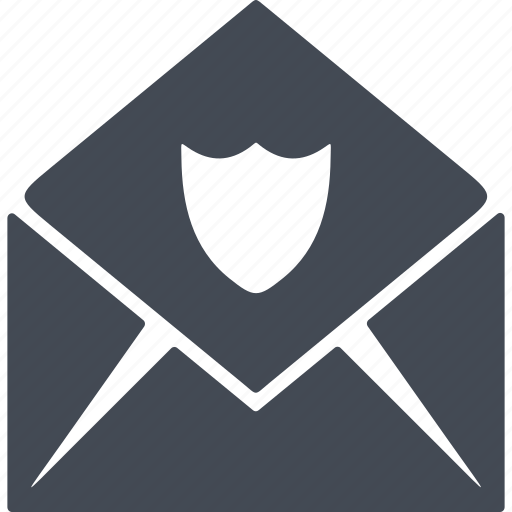 e-mail, hacker, internet, security, spam, virus icon