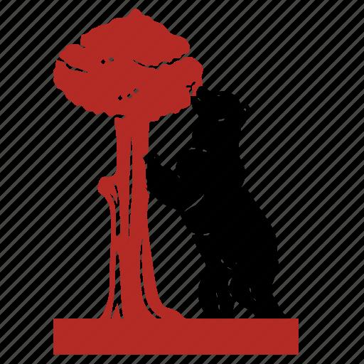 bearandstrawberry icon