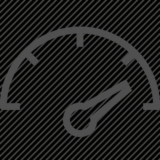 car, fuel, indicator, meter, panel, speedometer, temperature icon
