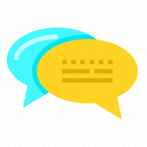 Bubble, chat, communication, conversation, message, speech icon - Download on Iconfinder