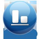 align, bottom icon