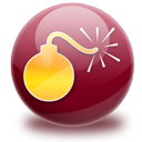 bomb, explode icon
