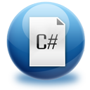 c#, document, file icon
