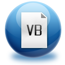 file, vb icon