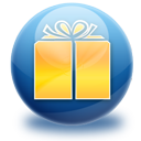 box, christmas, gift, present, wish icon
