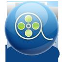 film, movie, record, video icon