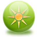 restart, sun, sunny, weather icon