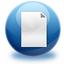 file, new icon