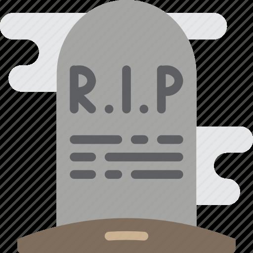 creepy, gravestone, halloween, scary, spooky icon