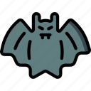 bat, creepy, halloween, scary, spooky