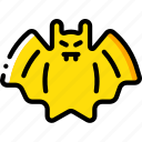 bat, creepy, halloween, scary, spooky icon