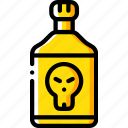 creepy, halloween, poison, scary, spooky icon
