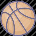 ball, basketball, football, sport icon
