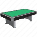 billiard, concept, game, pool, sport, table icon