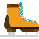 design, object, shoes, skate, snowshoes, sport icon