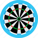 board, darts, game, mission, object, sport, target icon