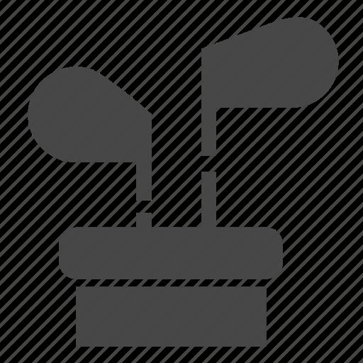 Bag, ball, golf, sport icon - Download on Iconfinder