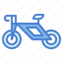 bicycle, bike, cycling, transportation icon