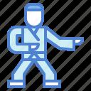 judo, karate