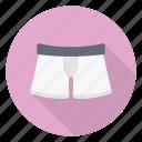 cloth, garments, nicker, sport, underwear icon