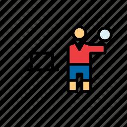 handball, olympic, olympics, player, sport, sports icon