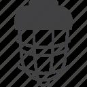 helmet, hockey, mask, sport