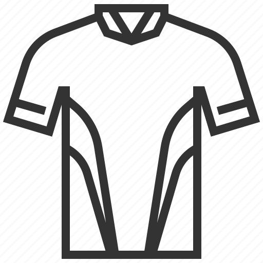equipment, exercise, fitness, shirts, sport, suit icon