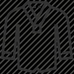 equipment, game, play, shirt, sport, suit, taekwondo icon