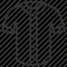 baseball, equipment, shirt, sport, suit icon