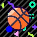 adaptive, basketball, ios, isolated, material design, sport icon