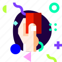 adaptive, ios, isolated, material design, red card, referee, sport icon